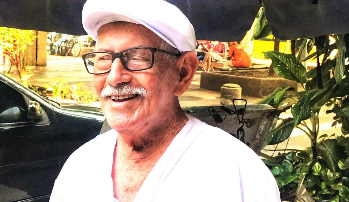 José, empreendendo aos 83 anos